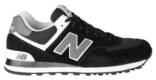 M574SKW New Balance M574 Men's Classic Running Shoe, Size: 1