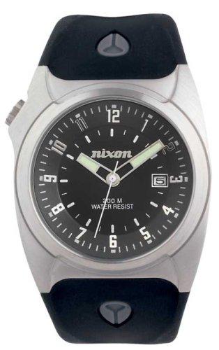 NIXON (ニクソン) 腕時計 THE KEY BLACK NA550000 メンズ [正規輸入品]