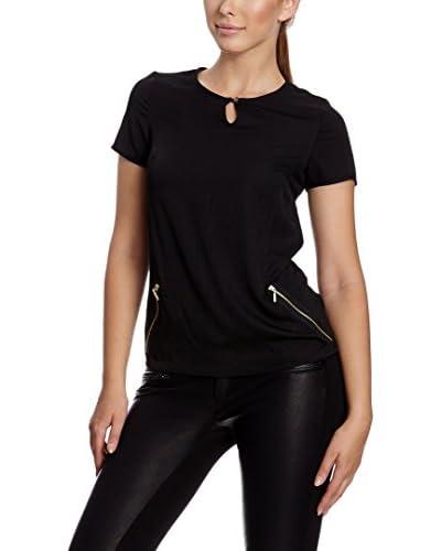 Ambigante Blusa Negro