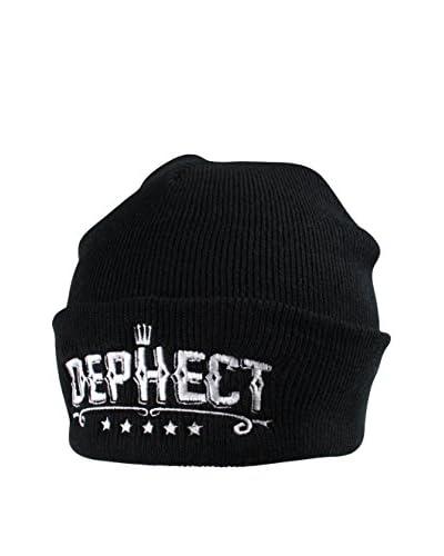 DEPHECT Cappellino Crown [Nero]
