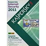 Kaspersky Internet Security 2011 1 PC 1 Year + FREE TuneUp Utilitiesby Kapersky