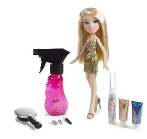 BRATZ - Hair Style Doll Cloe: Amazon.co.uk: Toys & Games