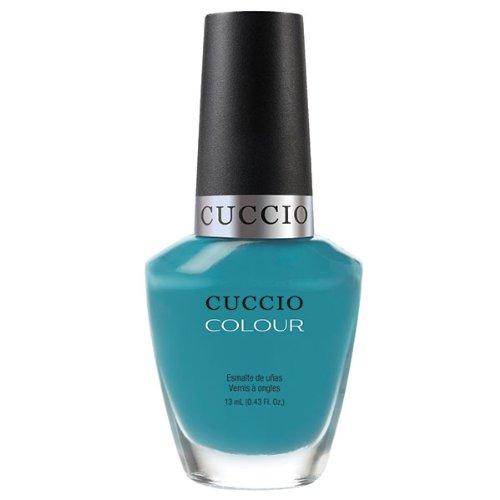 Cuccio - Colour, Smalto per unghie professionale, Grecian Sea - 13 ml
