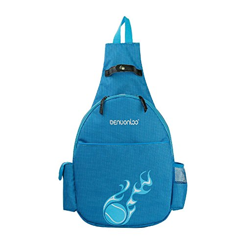 Enpi Tennis Racquet Backpack Sky Blue