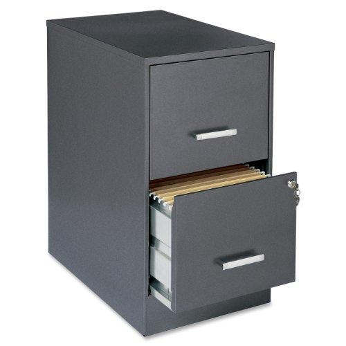 Lorell 16871 2-Drawer Mobile File Cabinet, 22-Inch (File Cabinet Prime compare prices)