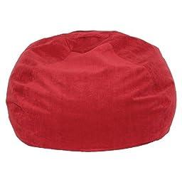 Circo® Herringbone Bean Bag - Red