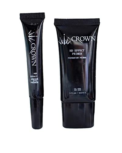CROWN BRUSH Women's HD Primer Duo