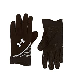 Under Armour Fleece Glove - Black Black - Small/Medium