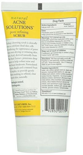 Burt's Bees小蜜蜂 Acne 祛痘祛角质霜 110g图片