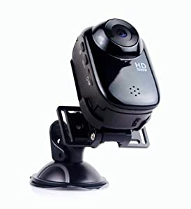 Dragonpad new design mini helmet camera sj1000 camera 1080p hd for extreme sports camera - Black