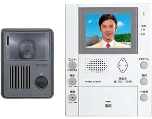 アイホン 録画付カラーテレビドアホン JAS-2AECD