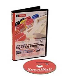 Screen Printing DVD Instructional DVD (NTSC version)