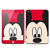 Mickey Face Design Protective Decal Skin Sticker for Apple iPad Mini 3 (with Touch ID)(High Gloss)