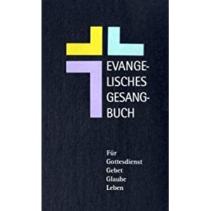 eBook Cover für  Evangelisches Gesangbuch Grossdruck Ausgabe f xFC r W xFC rttemberg