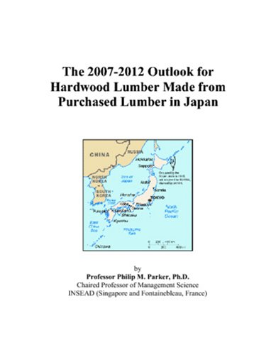 The 2007-2012 Outlook for Hardwood Lumber Made from Purchased Lumber in Japan