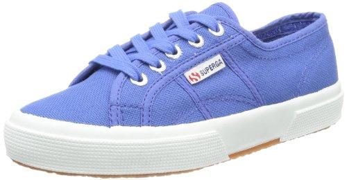 Superga 2750 Cotu - Zapatillas para mujer, color azul (Blau (Blue Iris C20)), talla 40