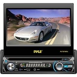 Pyle PLTS76DU Car DVD Player - 7\