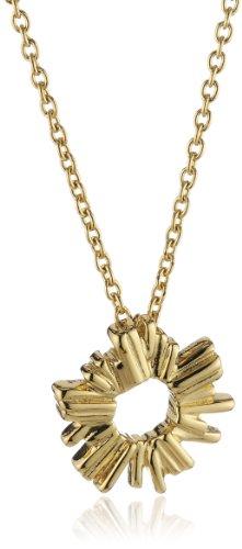 Kit Heath Damen-Halskette Gold Frost 45.5 cm 90188GD006