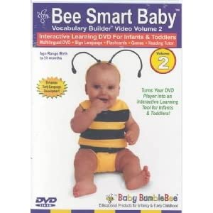 Bee Smart Baby Multilingual Vocabulary Builder 2 movie