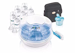 Philips Avent Bottle Feeding Essentials by Philips AVENT