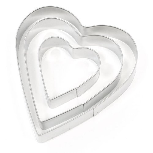 water-wood-3-pcs-stainless-steel-love-heart-design-cookie-biscuit-sugarcraft-cutter-mold-set