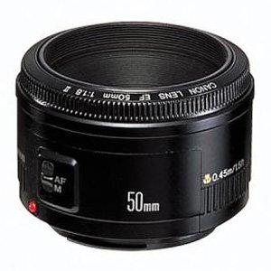 Canon EFレンズ EF50mm F1.8 II 単焦点レンズ 標準