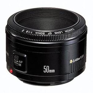 Canon EFレンズ EF50mm F1.8 II 単焦点レンズ