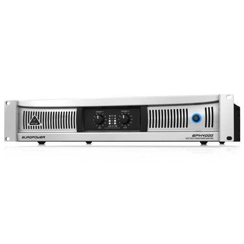 Behringer Europower Epx4000 Power Amplifier front-524870