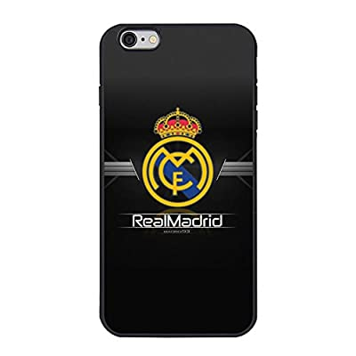 Real Madrid 6s Case( 6 TPU cover)