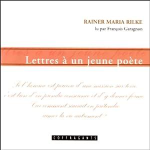 Lettres à un jeune poète Hörbuch