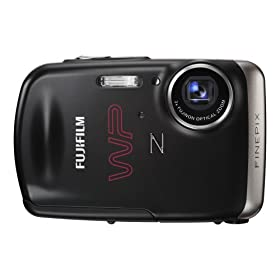 41r5LmcKOWL. SL500 AA280  Fujifilm FinePix Z33WP 10MP Waterproof Digital Camera   $171 Shipped