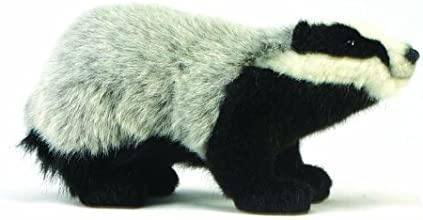 Badger Plush Toy By Hansa 17quot Long 7quot High