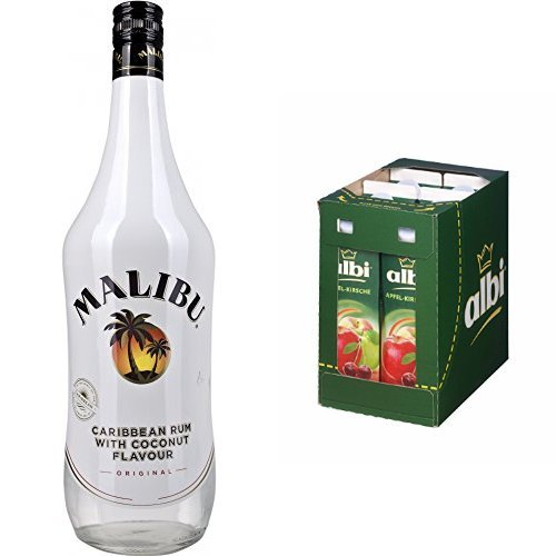 malibu-rum-1-x-1-l-mit-albi-apfel-kirsch-nektar-6er-pack-6-x-1-l