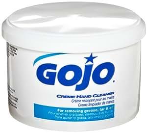 GOJO 1141-12 Crème Hand Cleaner, 14 oz (Case of 12)