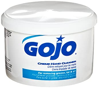 GOJO 1141-12 Crème Hand Cleaner, 14 oz (Case of 12)