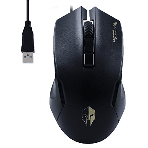 gaming-maus-fourheart-4-button-led-wired-gaming-maus-pc-maus-mit-2-verstellbaren-dpc-level-1000-1600