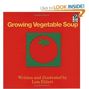 Growing Vegetable Soup (Voyager Books)