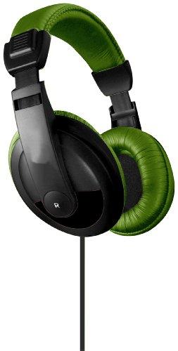 Dgl Vs-750-Dj-Gblk Dj Style Overhead Stereo Headphones