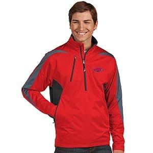 Arkansas Discover 1 4 Zip Pullover by Antigua