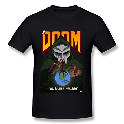 Laugh Dusk Men's MF Doom T-shirt