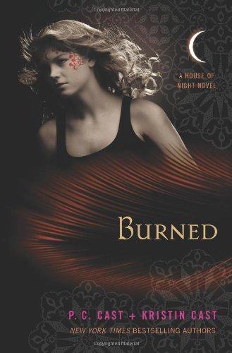 Image of Burned: A House of Night Novel