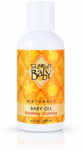 Natural Baby Oil front-1079558