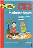 Mathématiques CE2...
