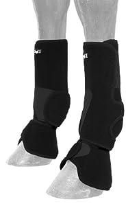 Tough 1 Performers 1st Choice Combo Boots, Black, Medium