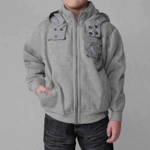 Boston Traveler Boys Hooded Jacket