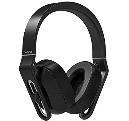 1MORE Over-Ear Headphones MK801【1MORE(Xiaomi)ブランド独自モデル ヘッドホン】 (Black)