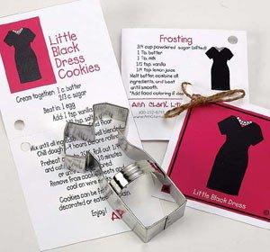 Ann Clark Little Black Dress Cookie Cutter