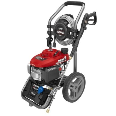 41r5wpQow%2BL Black Max   2700 PSI   Gasoline Pressure Washer Powered by Honda