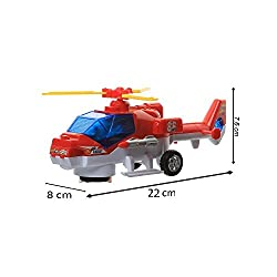 ARMED HELICOPTER WITH 3D LIGHT EFFECT&MUSIC