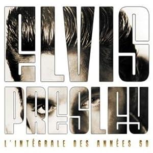 Elvis Presley, l'intégrale des années 50 - Coffret 4 CD